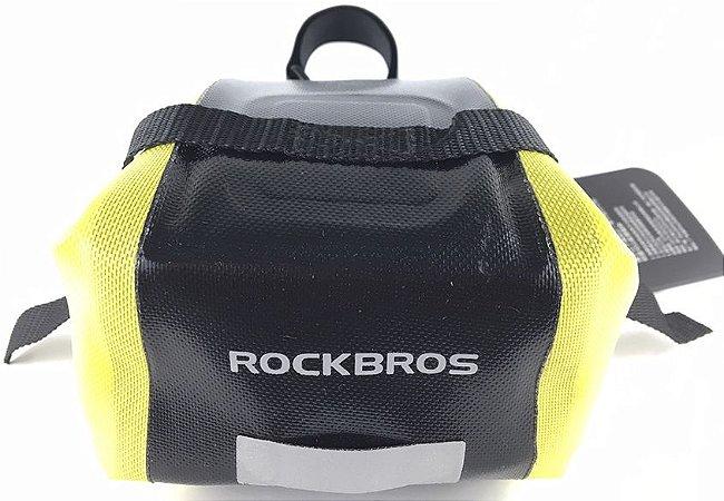 Bolsa De Selim Bike RP3 TPU Rockbros 388