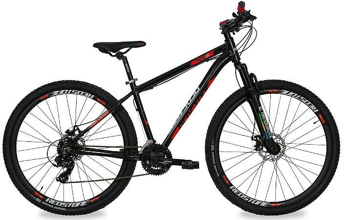 Bicicleta Aro 29 Redstone Taipan 21V Vermelho