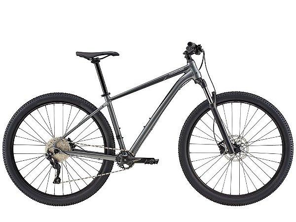 Bicicleta Aro 29 Cannondale Trail 4 Cinza