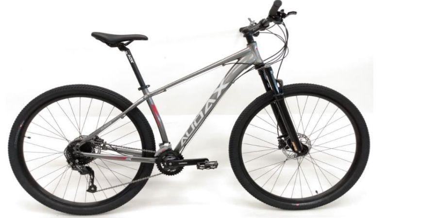 Bicicleta Aro 29 Audax Havok NX (2020) Cinza/Prata