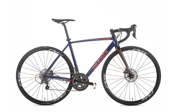 Bicicleta Aro 700 Audax Speed Ventus 2000 20V (2020) Azul /V