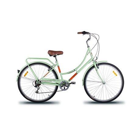 Bicicleta Aro 26 Mobele Imperial 1V Verde 10115
