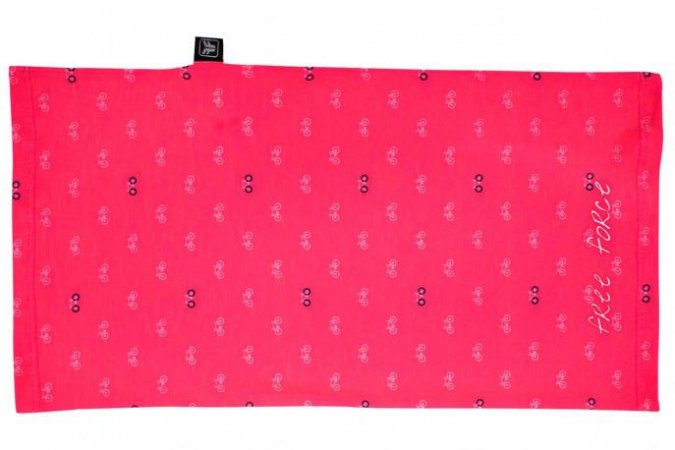 Bandana Free Force Sport Cycles Coral