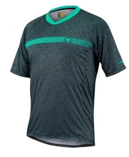 Camisa Free Force Trail Hazy Mescla