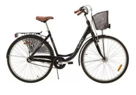 Bicicleta Kayoba Elegance Preta
