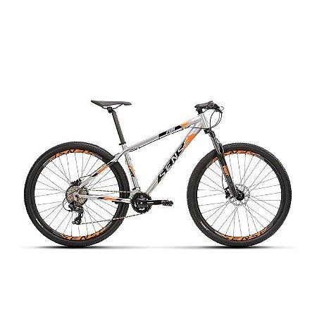 Bicicleta Aro 29 Sense Fun Comp (2021) Aluminio/Laranja