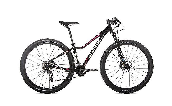 Bicicleta Aro 29 Audax ADX 101 (2020) Preto/Rosa