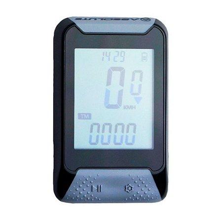 Ciclocomputador GPS Absolute Nero Preto/Cinza 51618