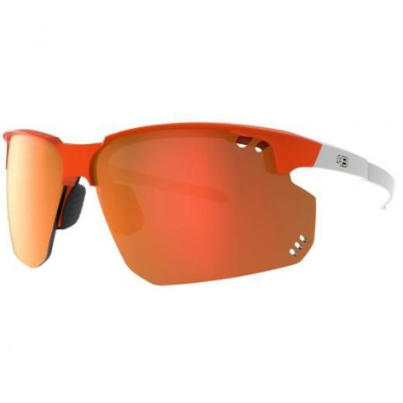 Oculos HB Moab Orange White Red Chrome
