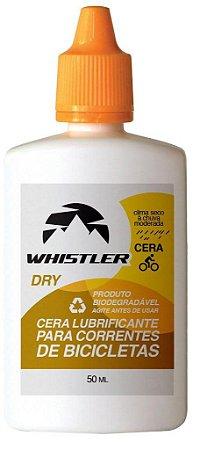 Lubrificante 50ml Whistler Dry Cera