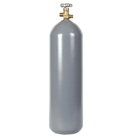 Cilindro CO2 4KG aço