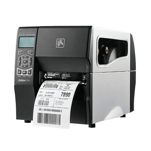 Impressora Térmica de Etiquetas ZT230 - Zebra