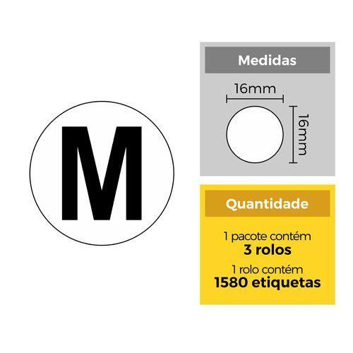 Etiqueta M - Etitec