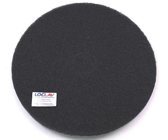 Disco removedor preto sb 510 para enceradeiras