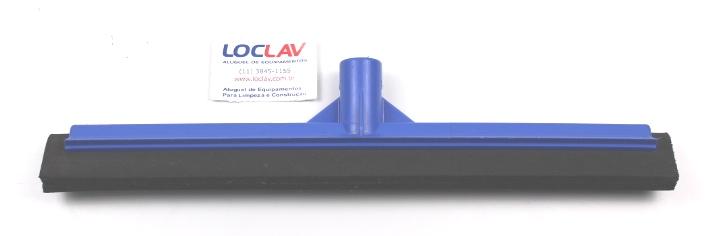 Rodo bralimpia rosca 45 cm azul