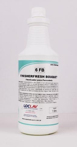 Odorizador finisherfresh bouquet  1lt