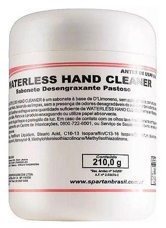 Sabonete desengraxante waterless hand cleaner  210gr