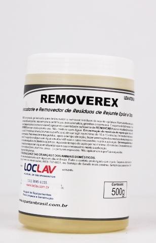 Removedor de rejuntes removerex  500gr
