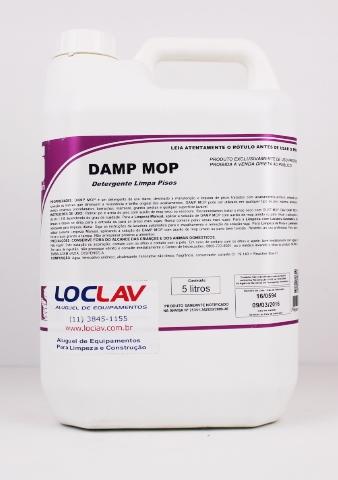 Detergente damp mop 5 lts