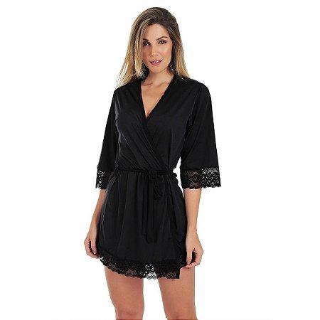 Robe Feminino em Microfibra - A5009