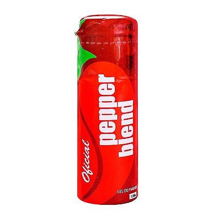 Gel Lubrificante Estimulante e Comestível Esquenta Muito Pepper Blend Hot - 9018
