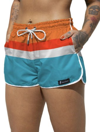 Short Jon Cotre Orange Colors