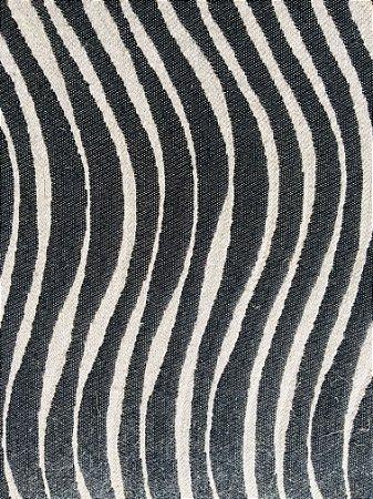 Tapete Cosmopolitan A1249A-926 Cinza/preto - 1,00 x 1,50