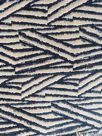 Tapete Cosmopolitan A1329J-980 Preto - 1,00 x 1,50