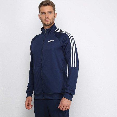 Agasalho Adidas Serie 19 TS Collegiate Navy/White