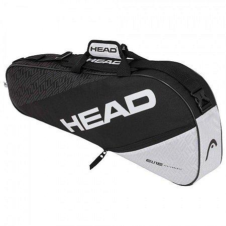 Raqueteira Head Elite 3R Preta
