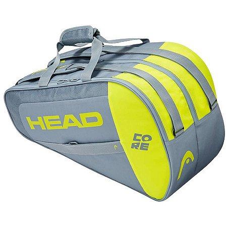 Raqueteira Head Beach Tennis Core Amarela