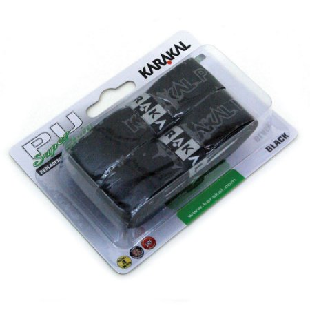 Grip Karakal PU Super grip Assorted KIT 2 unidades