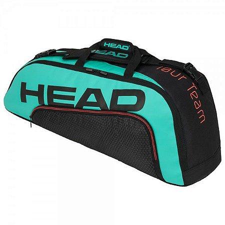 Raqueteira Head Tour Team 6R Combi - Verde