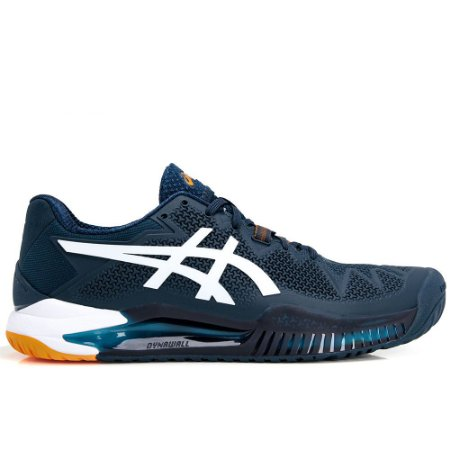 Tênis Asics Gel Resolution 8 Marinho