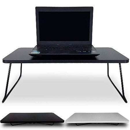 Mesa Suporte Multiuso Dobrável Para Notebook 60x40