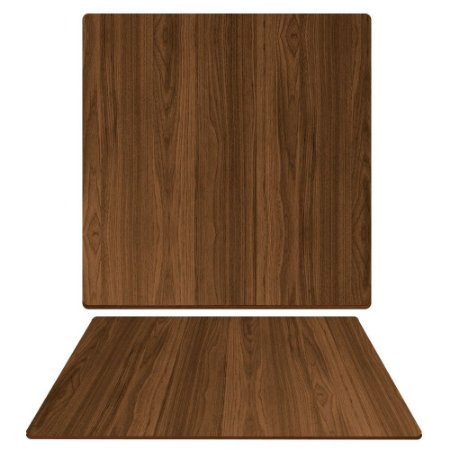 Tampo de Mesa de Jantar em Mdf Quadrado 70cm X 15mm na Cor Villandry