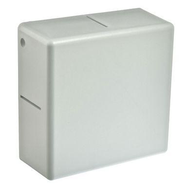 Luminária Arandela LED 6W Cubo Branco Quente Branco