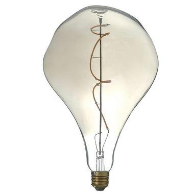 Lâmpada LED 4W Vintage Fumê PS52 Branco Quente