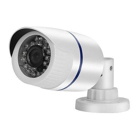 Câmera Segurança de LED Bullet Infravermelho AHD 36 LEDs