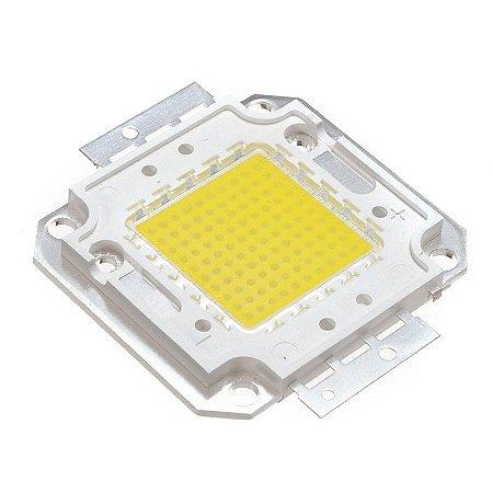 Chip de Refletor LED 50w Branco Frio - Reposição