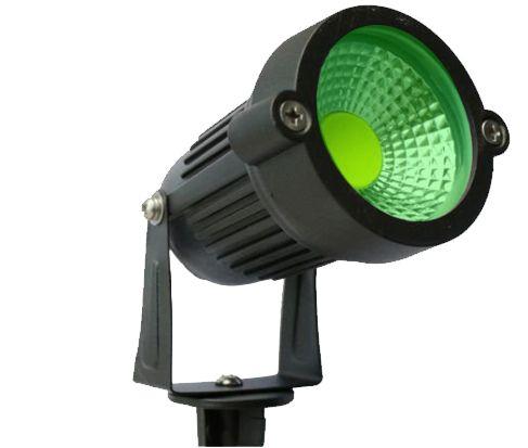 Espeto de Jardim LED 7W Verde