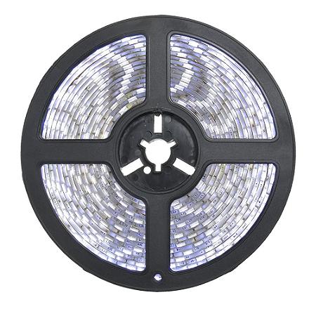 Fita LED 3528 Branca Fria - rolo 5m - 24W