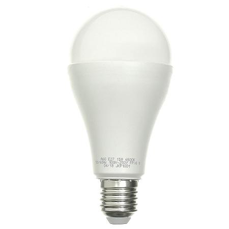 Lâmpada Bulbo LED A60 15W Bivolt Branca Frio | Inmetro