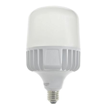Lampada LED Alta Potencia 50W Branco Frio   Inmetro