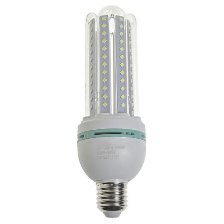 Lâmpada LED 18W E27 Branco Quente | Inmetro