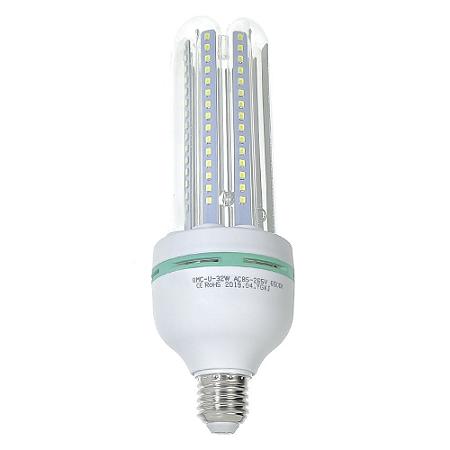 Lâmpada LED 32W E27 Branco Frio | Inmetro