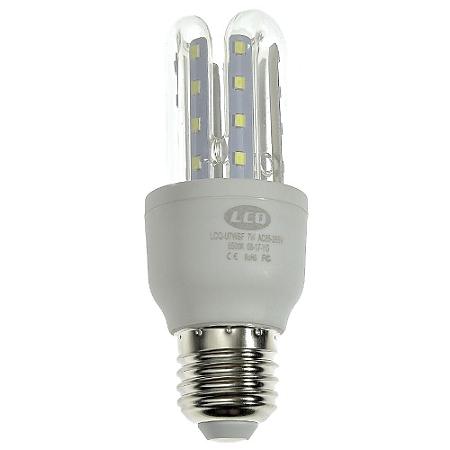 Lâmpada LED 7W E27 Branco Quente | Inmetro