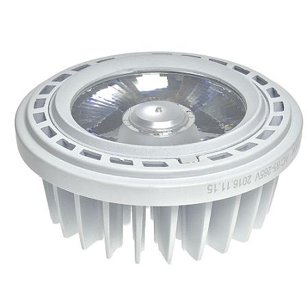 Lâmpada LED AR111 13W Branco Quente 3000K | Inmetro