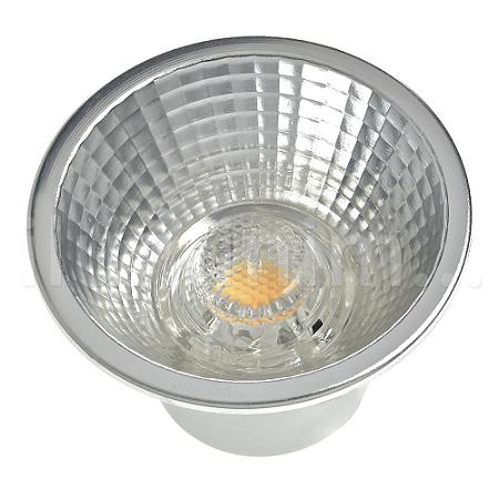 Lâmpada LED AR70 7w Gu10 Branco Quente | Inmetro