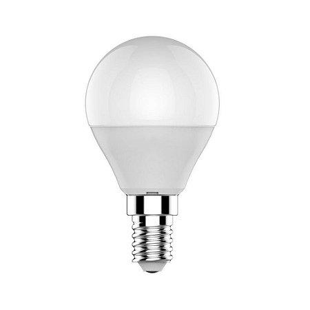 Lâmpada LED Bolinha 5w Branco Frio E14 | Inmetro